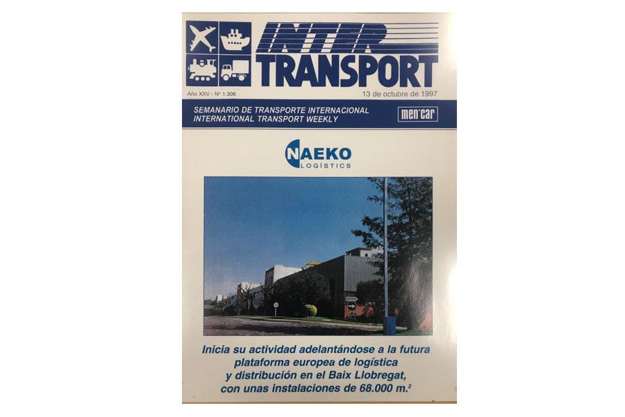 Portada InterTransport 1997